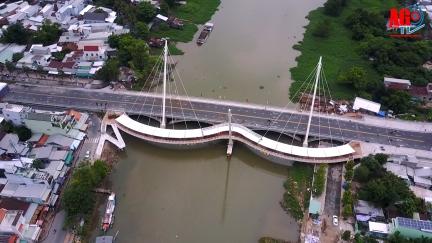 UBND tỉnh An Giang khánh thành Dự án xây dựng cầu Nguyễn Thái Học