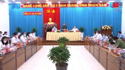 Các cơ quan báo chí, truyền thông tỉnh An Giang tăng cường công tác thông tin, tuyên truyền phục vụ nhiệm vụ chính trị, quảng bá hình ảnh của địa phương