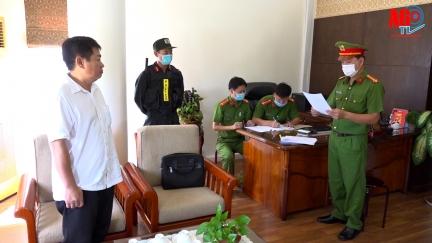 Bắt tạm giam Tổng Giám đốc Công ty Cổ phần Việt An