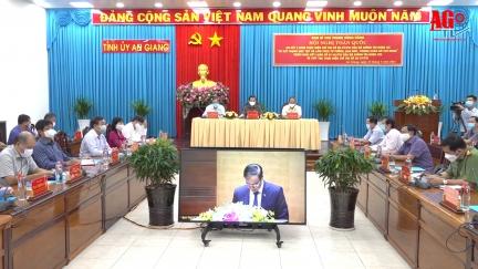 Ban Bí thư Trung ương Đảng sơ kết 5 năm thực hiện Chỉ thị số 05-CT/TW