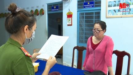Công an An Giang bắt giữ trùm buôn lậu Nguyễn Thị Kim Hạnh