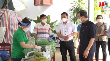 Huy động mọi nguồn lực xã hội chăm lo người dân gặp khó khăn do ảnh hưởng dịch bệnh COVID-19