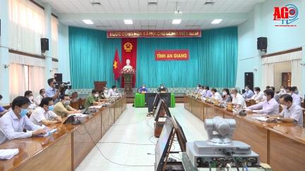 Chính phủ nhiệm kỳ 2021-2026 họp phiên đầu tiên triển khai thực hiện nghị quyết của Đảng và Quốc hội