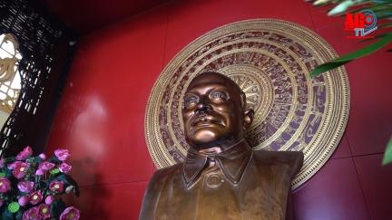 Chủ tịch Tôn Đức Thắng- người chiến sĩ tiên phong của phong trào công nhân