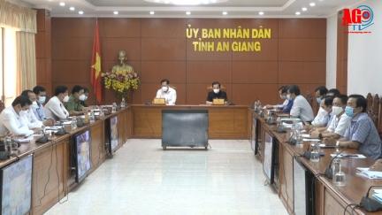 Chính phủ hội nghị trực tuyến toàn quốc về công tác quy hoạch