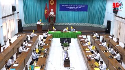 Kỳ họp lần thứ 3, HĐND tỉnh xem xét ra nghị quyết về nhiệm vụ phát triển kinh tế - xã hội các tháng cuối năm