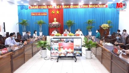 Ban Chỉ đạo tổng kết Nghị quyết số 19-NQ/TW tổ chức hội nghị đóng góp ý kiến dự thảo báo cáo tổng kết Nghị quyết số 19-NQ/TW