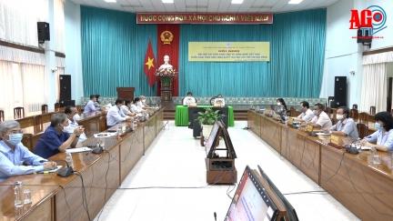 Hội nghị trực tuyến toàn quốc