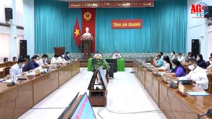 Thủ tướng Chính phủ Phạm Minh Chính chủ trì hội nghị trực tuyến toàn quốc về xây dựng và hoàn thiện thể chế