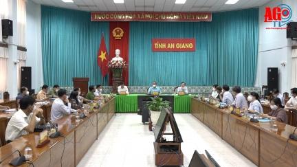 UBND tỉnh An Giang rà soát, lên phương án đón công dân