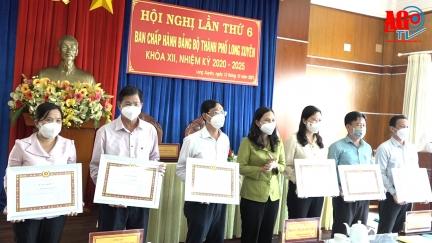 Hội nghị lần thứ 6, Ban Chấp hành Đảng bộ thành phố Long Xuyên khóa XII