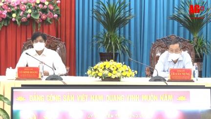Ủy ban Kiểm tra Trung ương sơ kết công tác kiểm tra, giám sát và thi hành kỷ luật của Đảng
