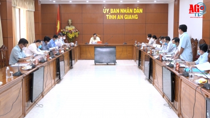 Đảng đoàn HĐND tỉnh An Giang hội nghị mở rộng về công tác chuẩn bị tổ chức kỳ họp thứ 4 HĐND tỉnh khóa X