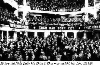65 năm – Một chặng đường lịch sử vẻ vang của Quốc hội Việt Nam