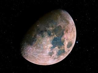 Bên trong Mặt trăng có gì?