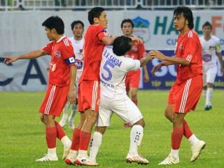 Vòng 2 Eximbank V-League 2011: Sợ vỡ trận HAGL - Bình Dương