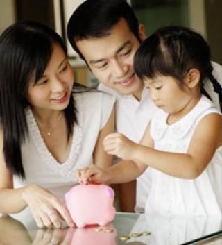 Gia đình thành thị: Gặp khó trong giáo dục con cái