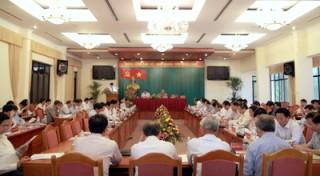 Tổng Bí thư Nguyễn Phú Trọng:Thực hiện Nghị quyết 26/NQ-TW cần đặc biệt chú ý nâng cao đời sống nông dân