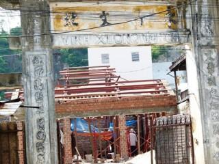 Phục dựng di tích bị bán ở Khánh Hòa