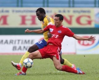 Vòng 21 V-League: Chủ nhà toàn thắng