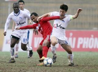 Vòng 24 V-League 2012: Chờ những sự trở lại
