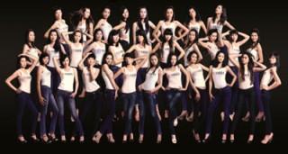 Vietnam's Next Top Model 2012: 31 thí sinh vào vòng bán kết