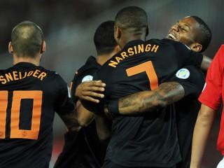 Vòng loại World Cup: BĐN và Hà Lan thắng đậm, Italia nhọc nhằn hạ Malta