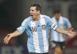 """""""Vì tinh tú"""" Lionel Messi chói sáng, Argentina tiêu diệt gọn """"đại địch thủ"""" Uruguay"""
