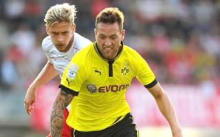 Sân S.I.P: 21h30 ngày 03/11, Dortmund - Stuttgart: Schieber sẽ là Gomez mới?