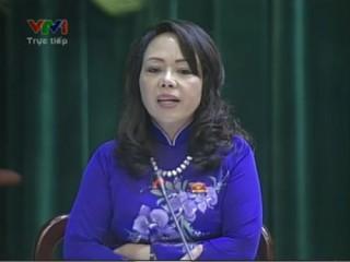Phó Thủ tướng trả lời, các đại biểu liên tục cười ồ