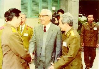Đồng chí Võ Văn Kiệt với công cuộc bảo vệ an ninh quốc gia, giữ gìn trật tự an toàn xã hội