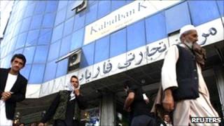 Gian lận tỉ đô tại ngân hàng ở Afghanistan