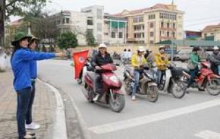 Đề án Đoàn thanh niên tham gia giữ gìn trật tự an toàn giao thông