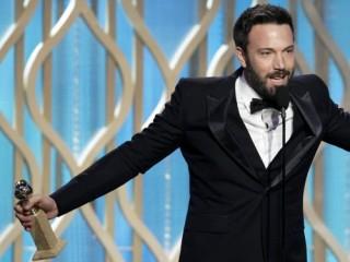 Phim của Ben Affleck giành giải lớn nhất Quả Cầu Vàng