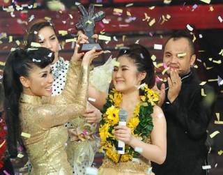 Hương Tràm trở thành Quán quân Giọng hát Việt