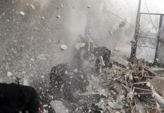 """<font size=""""2"""">Tổng tư lệnh quân đội Syria ra tuyên bố cho  biết chiến đấu cơ Israel đã lẻn được qua hệ thống radar của  Syria và tấn công một trung tâm nghiên cứu khoa học ở ngoại ô  thủ đô Damascus vào rạng sáng ngày thứ tư 30/1.</font><font size=""""2""""> <br></font>"""