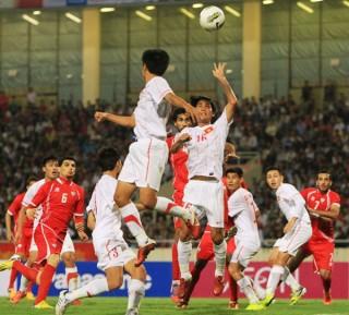 25 cầu thủ tập trung cho trận gặp Hồng Kông Trung Quốc