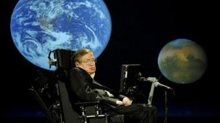 """<font size=""""2"""">Nhà vật lý người Anh nổi tiếng Stephen Hawking cảnh  báo, loài người sẽ bị diệt vong nếu không nhanh chóng tìm cách đào thoát  khỏi hành tinh xanh vì theo ông, ngày tận thế sẽ đến trong thiên niên  kỷ này.</font>"""