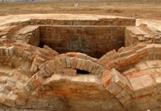 Phát hiện mộ thật của bạo chúa Trung Quốc