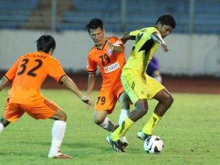 """<font size=""""2"""">Có một thực tế đang tồn tại bấy lâu nay là AFC Cup  (Cúp C2 Châu Á) không hề quá sức với các CLB Việt Nam. Thế nhưng, có  quá ít CLB V-League dám chơi dám chịu, dám vượt qua giới hạn của thực tế  trên.</font>"""