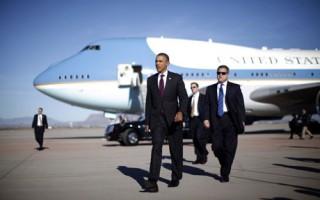 """<font size=""""2"""">Mỹ sẽ điều một tàu sân bay hoặc tàu đổ bộ, 56  phương tiện, bao gồm 14 siêu xe limousine và 3 xe tải chở kính chống  đạn, tới châu Phi trong khuôn khổ chuyến công du của Tổng thống Obama,  dự kiến tiêu tốn từ 60-100 triệu USD, vào cuối tháng này.  </font>"""