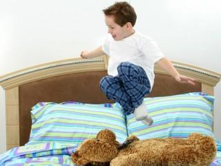 Trẻ tăng động có khi chỉ là do thiếu ngủ