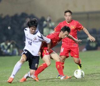 Chốt danh sách 22 tuyển thủ Việt Nam tiếp Arsenal