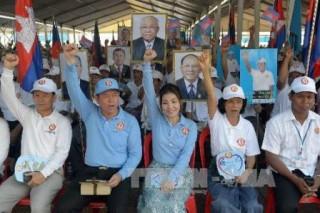 Campuchia bầu cử Quốc hội khóa 5