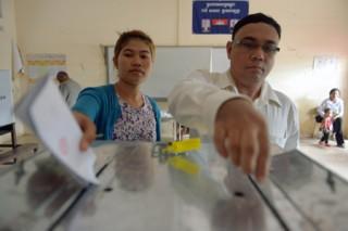 FUNCINPEC, CNRP đề nghị điều tra bầu cử tại Campuchia