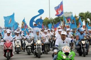 """<font size=""""2"""">Chính phủ Campuchia hôm nay bổ nhiệm Phó Tư lệnh quân  cảnh, tướng Pi Sen, thay trung tướng Da Kim Ay làm Tư lệnh quân cảnh thủ  đô Phnom Penh.</font>"""