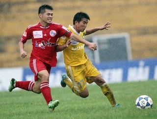 Vòng 18 V-League 2013: Cuộc đua nước rút