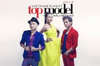Ban giám khảo Vietnam's Next Top Model 2013 chính thức lộ diện