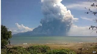 6 người chết vì núi lửa phun trào tại Indonesia