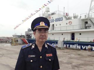 Cục Cảnh sát biển đổi thành Bộ Tư lệnh Cảnh sát biển